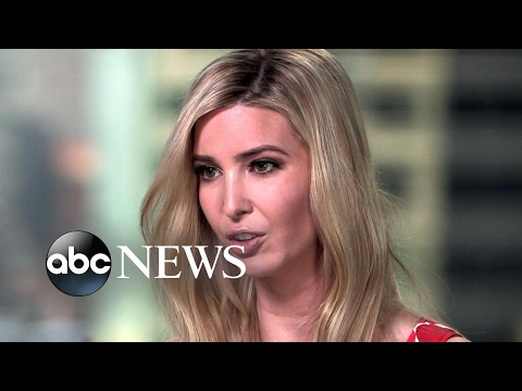 Xxx Mp4 Ivanka Trump Interview Will Not Fill In As First Lady 3gp Sex