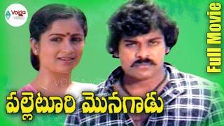 Palletoori Monagadu Telugu Full Movie || Chiranjeevi, Raadhika