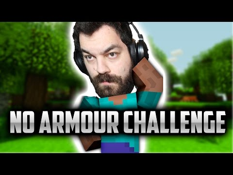 Xxx Mp4 NO ARMOUR CHALLENGE Minecraft Hardcore 3 3gp Sex