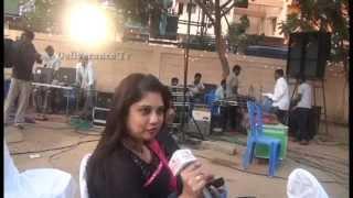 MADRAS MUSIC COLLEGE- UNITY IN INDIA - TAMIL ACTRESS YUVARANI TALKS ABOUT JOHN LEE SCHOOL OF MUSIC