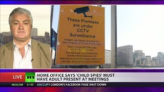 Tories pressed for details of use of child spies in operations