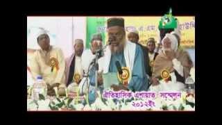 bangla waz ( Eshayat Shammelon 2012 ) Dhaka _ kagatia alia gausul azam darbar sharif bangladesh