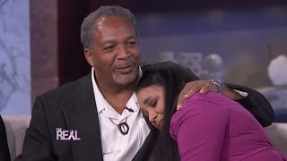 Watch This Tearful Father-Daughter Reunion