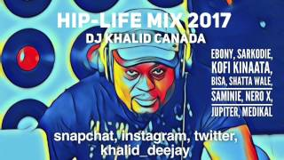 Hiplife Mix 2017 by dj Khalid