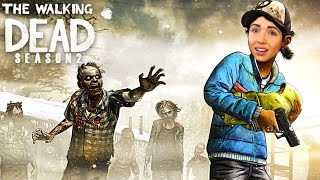THE WALKING DEAD: SEASON TWO w/ MY BOYFRIEND!! (Episode 5, ENDING)