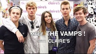 MEET THE VAMPS ! // 101ThingsGirlsLike
