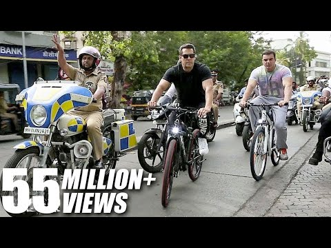 Xxx Mp4 Salman Khan And Brother Sohail Khan Riding Cycle On The Streets Of Bandra Mumbai 3gp Sex