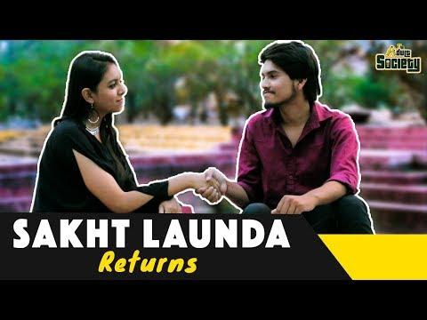 Xxx Mp4 SAKHT LAUNDA RETURNS Zakir Khan Haq Se Single The Adult Society 3gp Sex