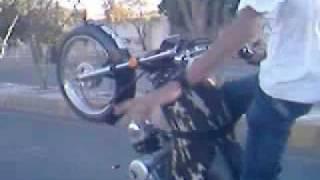 karachi wheelie