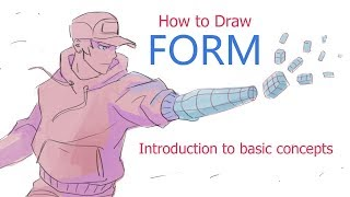 How to Draw Form: Introduction to Basic Concepts