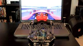 Full Motion Dynamics 6DOF F1 Simulator