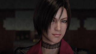 Resident Evil 6 Ada Wong All Cutscenes Movie