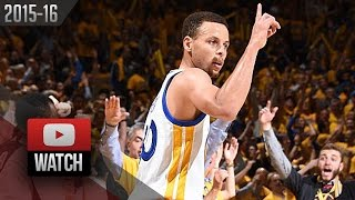 Stephen Curry Full Game 5 Highlights vs Thunder 2016 WCF - 31 Pts, SICK!
