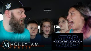Star Wars: Episode IX – Teaser- REACTION and REVIEW!!!