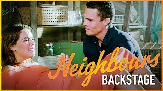 Neighbours Backstage - Father Jack Becomes a Father