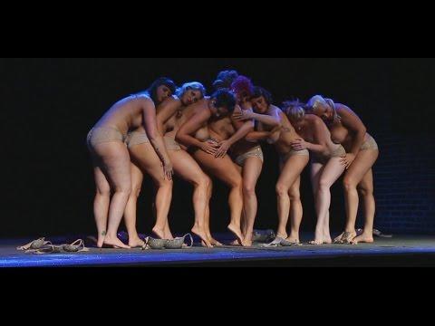 Cin City Burlesque - The Story