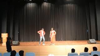 War of Sections 2k17-Cultural Night @Fashion Show Section-A (Adwitiya)