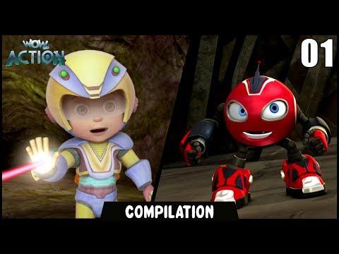 Xxx Mp4 Vir The Robot Boy Rollbots Compilation 01 Action Show For Kids Wow Kidz Action 3gp Sex