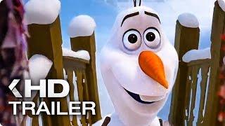 OLAF'S FROZEN ADVENTURE Trailer (2017)