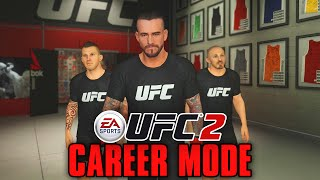 UFC 2 Career Mode - CM Punk - Ep. 1 -