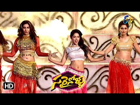 Xxx Mp4 Varshni Vishnupriya Dance Performance Sarrainollu ETV Dasara Special Event 18th Oct 2018 3gp Sex