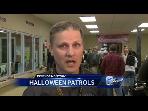 Law enforcement conducts home checks of sex offenders during Halloween Trick or Treat times