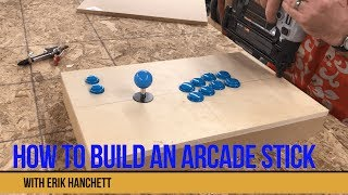 How To Build An Arcade Joystick From Scratch DIY
