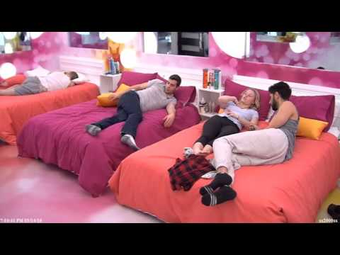 Big Brother Canada 4 - Nick and Ramsey's vulgar sex talk towards Maddy.