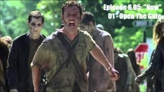The Walking Dead - Season 6 OST - 6.05 - 01: Open The Gate