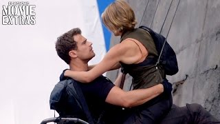 The Divergent Series: Allegiant (2016) Behind the Scenes