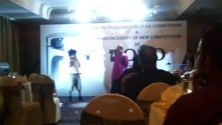 Priyantha and Giriraj TOTO Rei Launch at Hilton