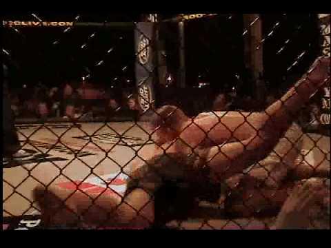 David Rohn XCC Fight Rd 2