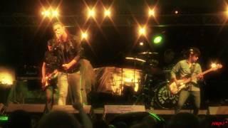 Sztywny Pal Azji - Nasze Reggae (2011 VII 31) XIII Festiwal Ryśka Riedla
