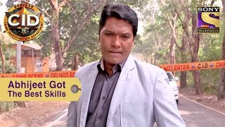 Your Favorite Character | Abhijeet Got The Best Skills | CID