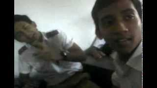 Extreme fun in classroom