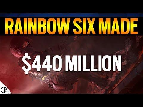 Xxx Mp4 R6 Made 440 Million Last Year 2018 6News Tom Clancy S Rainbow Six Siege 3gp Sex