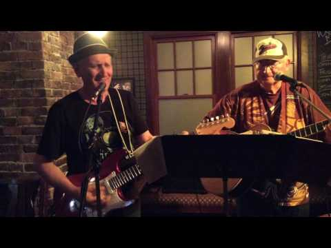 The Oak Bay Boys preforming - Creedence Clearwater Revival - Have you ever seen the rain