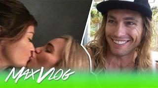 Max Does Australia | MAX VLOG | TMZ Live