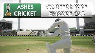 A Maiden TON? - Ashes Cricket Career Mode #26