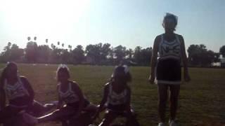 John North High School Cheer Girls