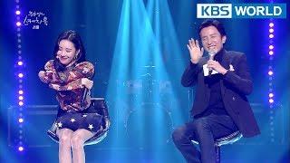 Why did Yu Huiyeol hug SUNMI at the awards?…He