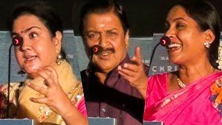 Urvashi Shares Funny Experience Working On Suriya-Jyothika film | TN 98