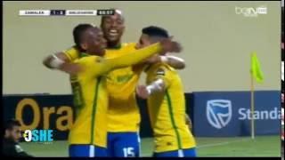 أهداف مباراة الزمالك 1×2 صن داونز الجنوب إفريقي - دوري أبطال أفريقيا 2016