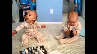 Twins baby's comedy ........... its so funny