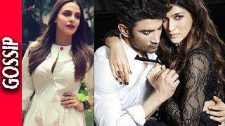 Neha Dhupia Exposed Shocking Secrets Of Sushant And Kriti - Bollywood Gossip 2017