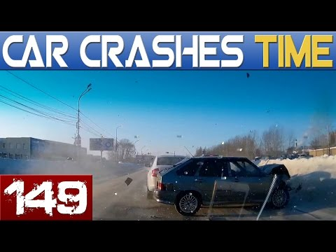 watch Car Crash Compilation - Best of the Week - Episode #149 HD