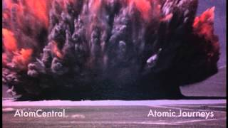 The Sedan Test - Nuclear dust storm!