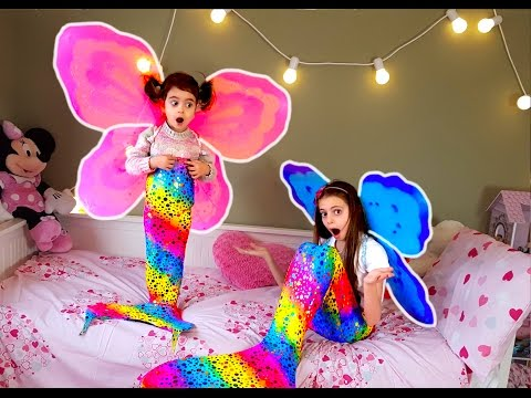 Xxx Mp4 Magic Fairy Mermaid Girls Colored Butterfly Wings 3gp Sex