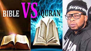 CATHOLIC REACTS TO The Prophets in the Bible vs The Qur