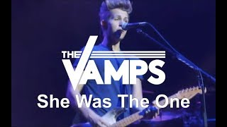 The Vamps - She Was The One (Live In Birmingham)